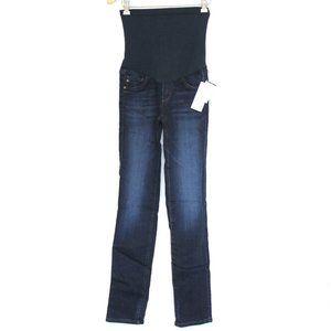 AG The Stilt Cigarette Leg Denim Maternity Jeans